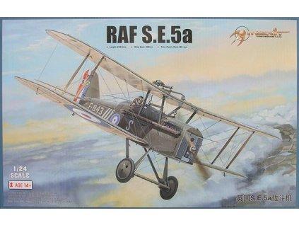 RAF S.E.5a 1:24