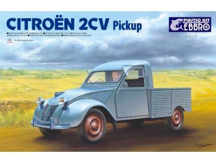 Citroen 2CV Pick Up 1:24