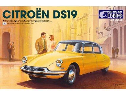 Citroen DS19 Sedan 1:24