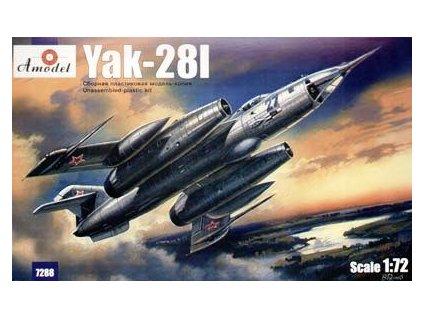YAK-28 I/IM 1:72