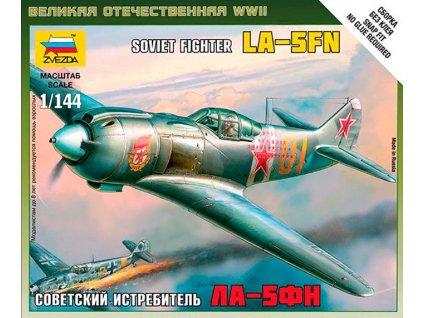Ruská stíhačka LA-5FM 1:144