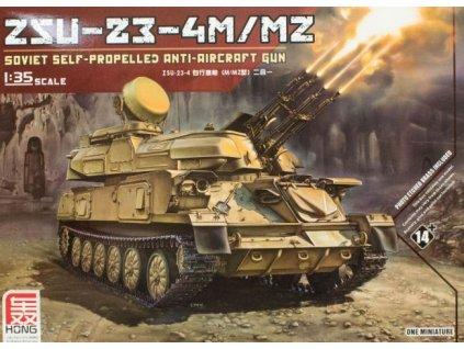 ZSU-23-4M/M3 Shilka 1:35
