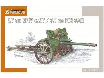 3,7 cm KPUV vz.37 1:35