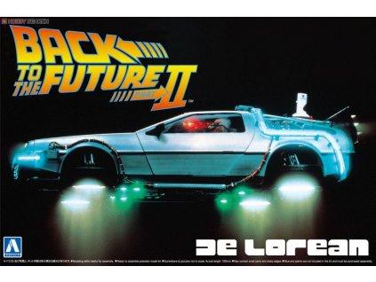 De Lorean DMC - Back To The Future II 1:24