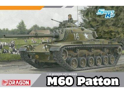 M60 Patton (smart kit) 1:35