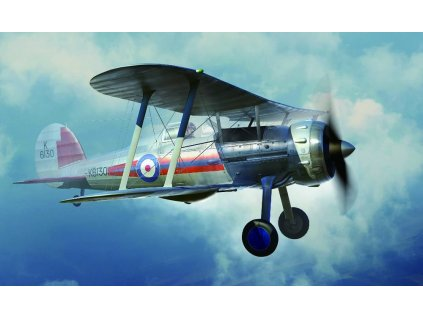 Gloster Gladiator MK2 1:48