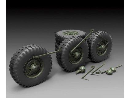 DUKW wheels 1:35