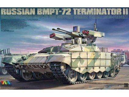 BMPT-72 Terminator II 1:35