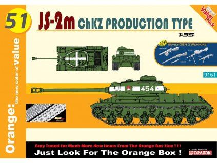 JS-2m ChKZ Production Type 1:35