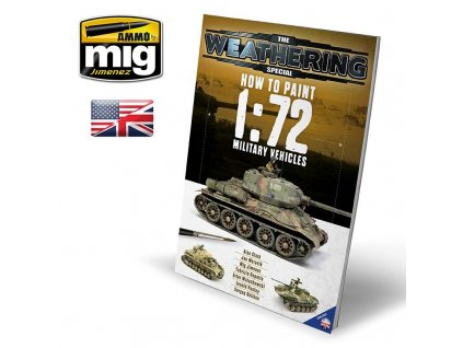 TWM - How To paint 1:72 Military Vehicles (EN)