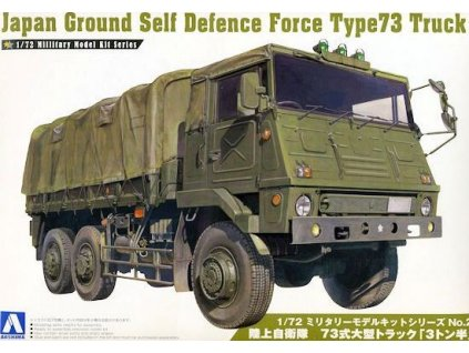 JGSDF Type 73 3.5t Truck 1:72