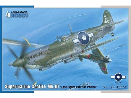 "Supermarine Seafire Mk.III ""Last Fights Over Pacific"" 1:48"