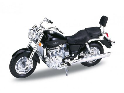 Honda F 6 C (black) 1:18