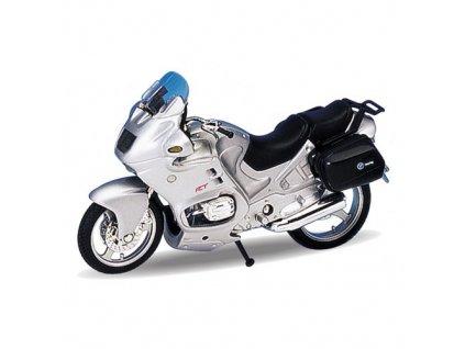 BMW R 1100 RT (silver) 1:18