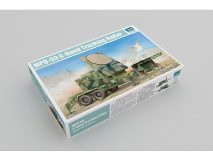 MPQ-53 C-Band Tracking Radar 1:35