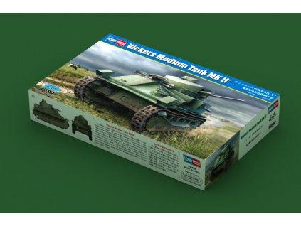 Vickers Medium Tank MK II* 1:35