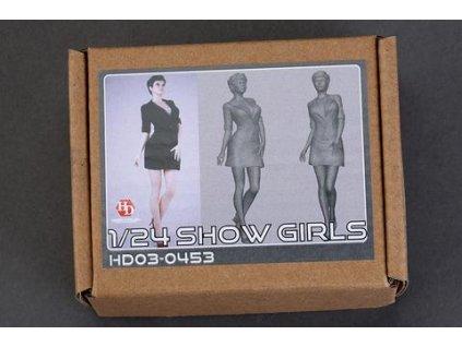 Show Girls 1:24