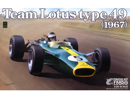 Team Lotus Type 49 1:20