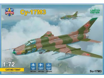 Sukhoi Su-17M3 Limited Edition 1:72