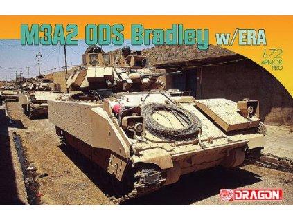 M3A2 ODS Bradley w/ ERA 1:72