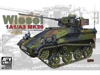 Wiesel 1A1/A3 MK20 1:35