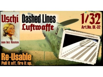 Dashed Line Large 1:32