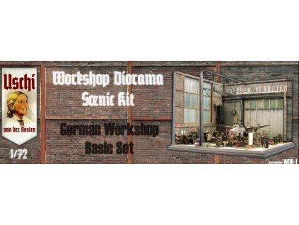 German Workshop Extension 1:72