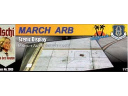 March Air Reserve base 1:72