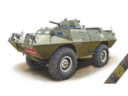V-100 (XM-706 E1) Commando car 1:72
