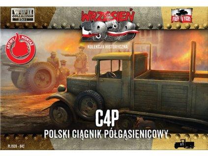 C4P polish half-track 1:72