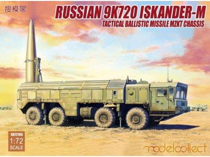 Russian 9K720 Iskander-M 1:72