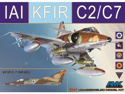Kfir C2/C7 1:72