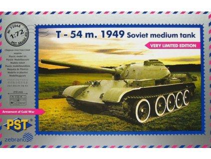 T-54-2 m.1949 Soviet medium tank (Limited) 1:72