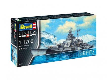 Tirpitz 1:1200