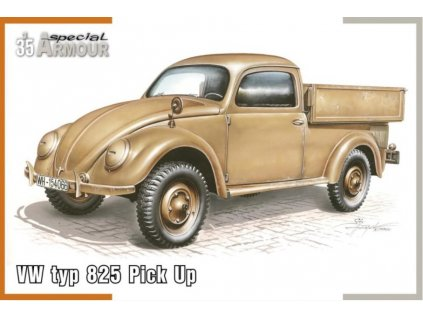 "VW type 825 ""Pick Up"" 1:35"