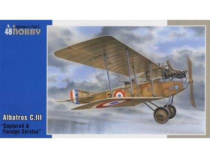 Albatros C.III 1:48