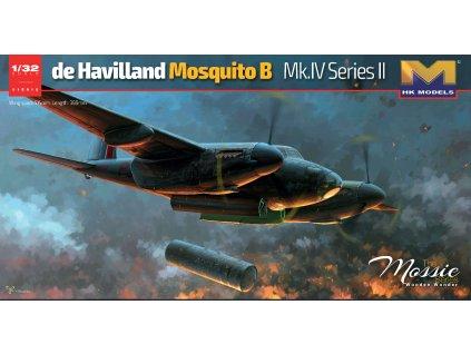 De Havilland Mosquito B, Mk.IV, Series II 1:32