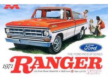 Ford Ranger XLT 1971 1:25