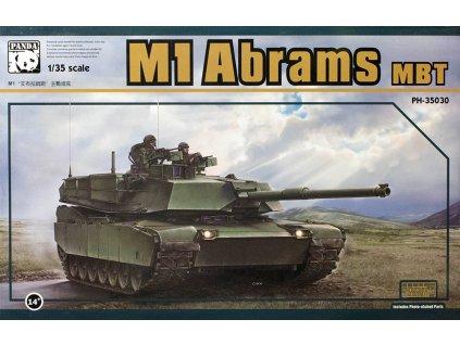 M1 Abrams MBT 1:35