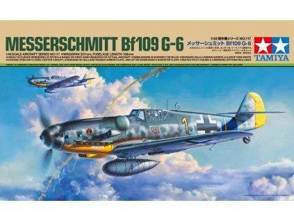 Bf 109 G-6 1:48