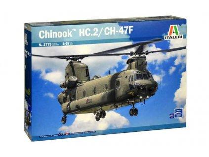 Chinook HC.2 CH-47F 1:48