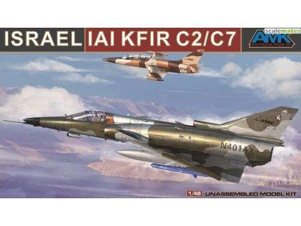 IAI Kfir C2/C7 (new release) 1:48