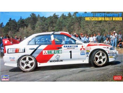 Mitsubishi Lancer Evo.IV 1997 Catalunya 1:24