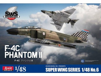 McDonnel Douglas F-4C Phantom II 1:48