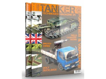 """Tanker 09 """"Rarities & Variants"""""""