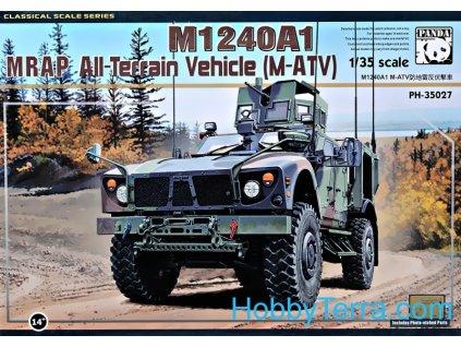 M-ATV MRAP M1240A1 1:35