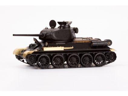 Detaily pre T-34/85 (Zvezda) 1:35