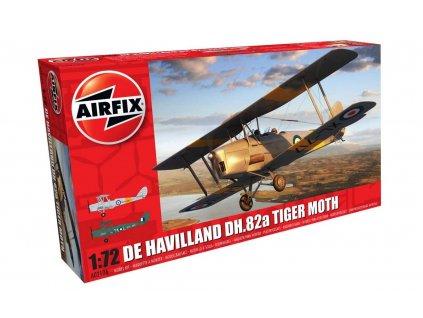 De Havilland DH.82a Tiger Moth 1:72