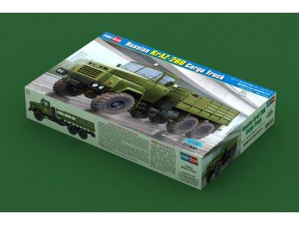 Russian KrAZ-260 Cargo Truck 1:35