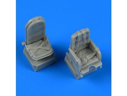 Junkers Ju 52 seats w.safety belts f.Ita (Italeri) 1:72